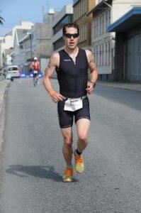 Fortsatt intakt løpeform indikerer at det fortsatt er tidlig i løpeetappen ;)