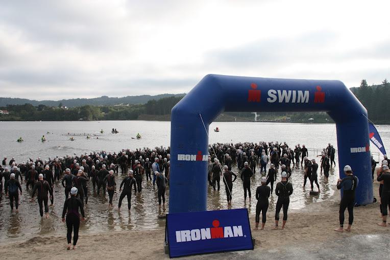 "På denne ""stranden"" starter Ironman 70.3 Haugesund."