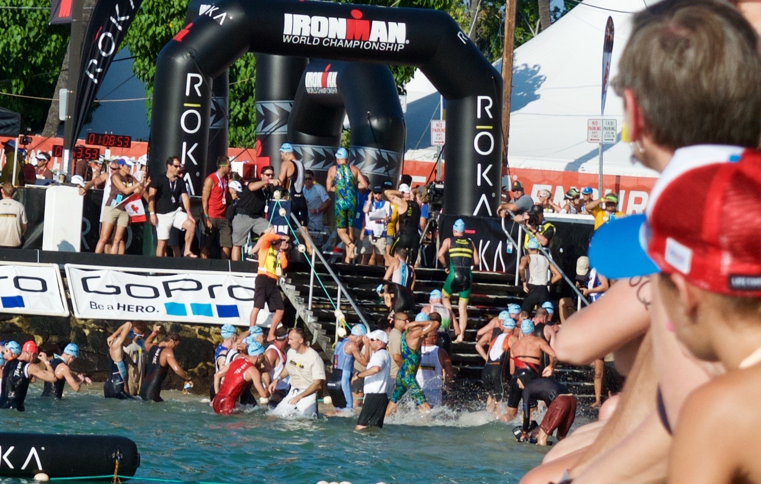 Race Report - IM Hawaii, Hans Christian bilde 1