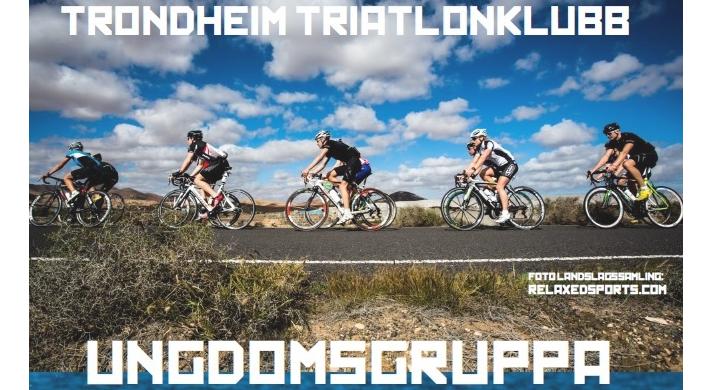 Trondheim Triatlonklubb ungdomsgruppa