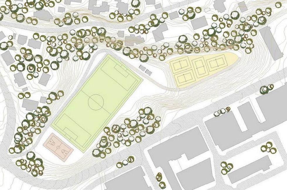 Gløshaugen Idrettspark